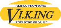 Logo Vi.K.iNG klima naprave